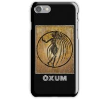 Oxum, Orixa of rivers and sensuality iPhone Case/Skin