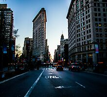 5th Avenue Heartache?  by Dennis  of Legend Photography