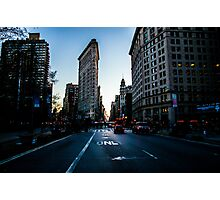 5th Avenue Heartache?  Photographic Print