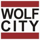 WOLF CITY x Teen Wolf by kinxx