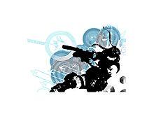Metal Gear Photographic Print