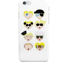 I Heart Gaga - The Fame Edition iPhone Case/Skin