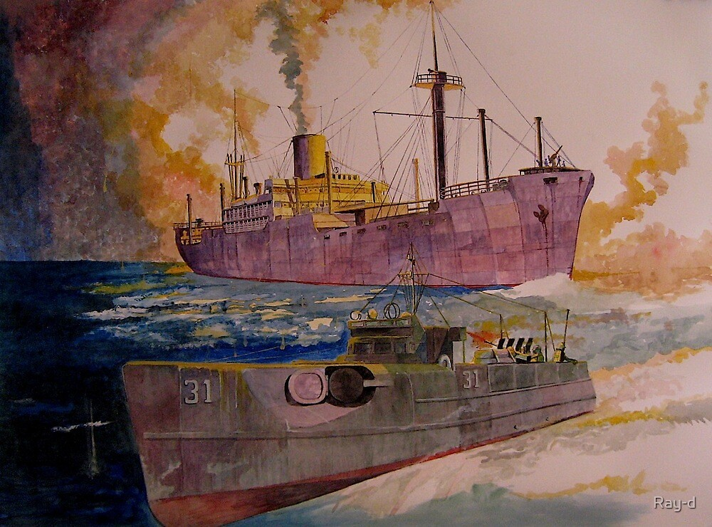 S.S. Glenorchy by Ray-d