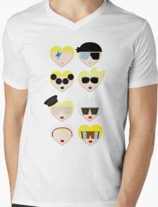 I Heart Gaga - The Fame Edition Mens V-Neck T-Shirt