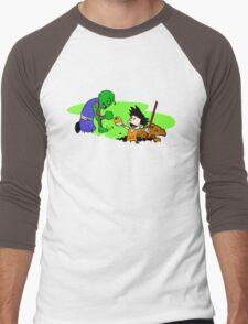 There're DragonBalls Everywhere Men's Baseball ¾ T-Shirt