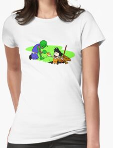 There're DragonBalls Everywhere Womens Fitted T-Shirt