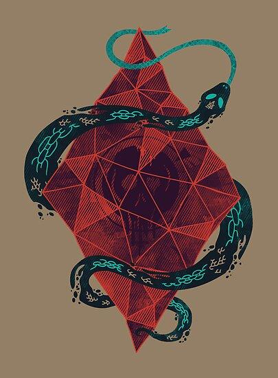 Mystic Crystal by Hector Mansilla