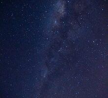 Milky Way by Dave van der Wal