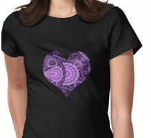 Reflections of Julia Womens Fitted T-Shirt