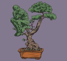 Bonsai Thinking Kids Tee