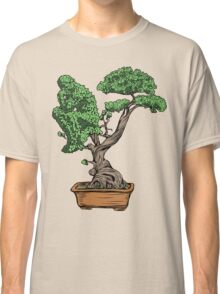Bonsai Thinking Classic T-Shirt