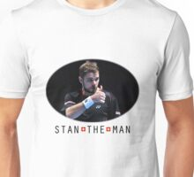 Stan the Man Unisex T-Shirt