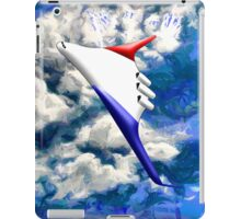 NASA Concept Blended Wing Aircraft iPad/iPhone/iPod/Samsung cases iPad Case/Skin
