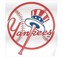 New York Yankess Poster