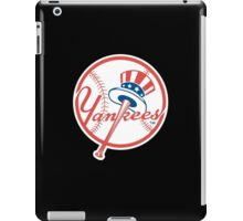 New York Yankess iPad Case/Skin