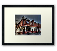 Prince Of Wales Framed Print