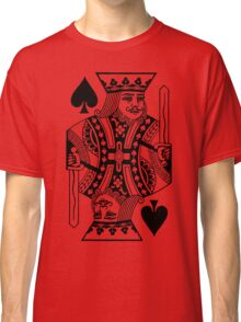 King of Spades Classic T-Shirt