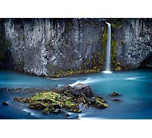 Cascade elves Photographic Print