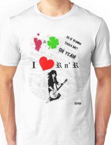 i heart Joan Jett Unisex T-Shirt