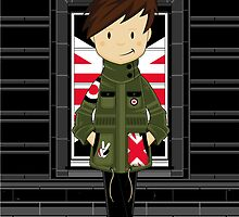 Mod Boy by MurphyCreative