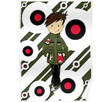 Mod Boy Poster