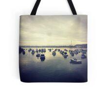 Gorey Boats Tote Bag