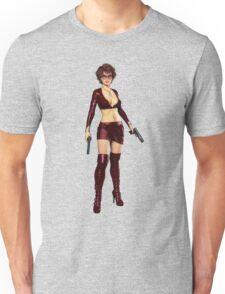 Twin Pistols Unisex T-Shirt