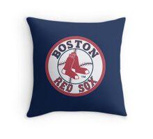 Boston redsox Throw Pillow