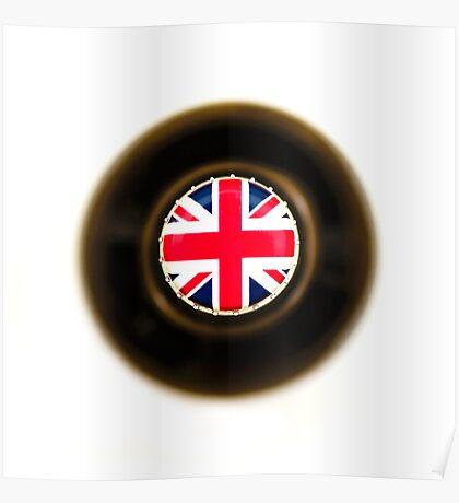 British Beer Poster