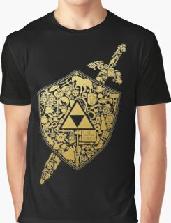 THE LEGEND ZELDA Graphic T-Shirt
