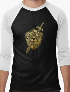 THE LEGEND ZELDA Men's Baseball ¾ T-Shirt