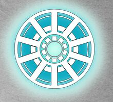 White Arc Reactor  by EAMS