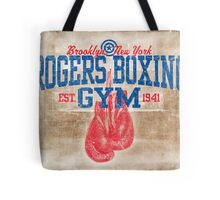 Rogers Boxing Gym Tote Bag