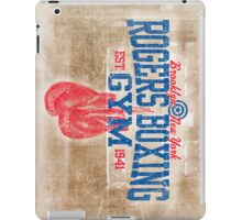 Rogers Boxing Gym iPad Case/Skin