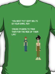 Seatbelts T-Shirt