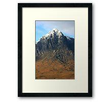 Buachaille  Framed Print