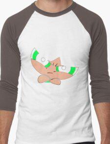 The Toughest T Men's Baseball ¾ T-Shirt