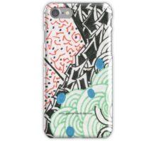 Colin Gabriel Spades iPhone Case/Skin