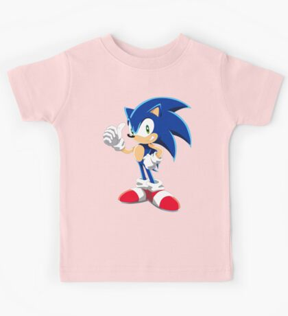 Sonic  Kids Tee