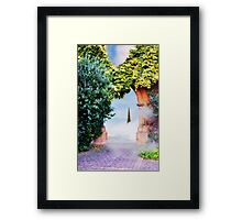 A Dream or Two Framed Print