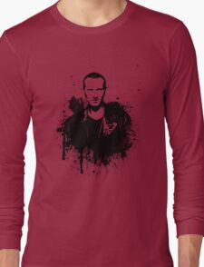 9th Doctor (Christopher Eccleston) Long Sleeve T-Shirt