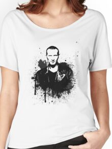 9th Doctor (Christopher Eccleston) Women's Relaxed Fit T-Shirt