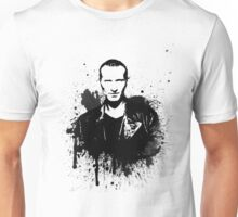 9th Doctor (Christopher Eccleston) Unisex T-Shirt