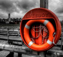 Lifebuoy by Andrew Pounder