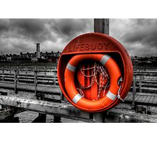 Lifebuoy Photographic Print