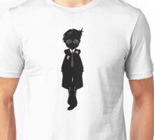 Mod Boy Silhouette Unisex T-Shirt