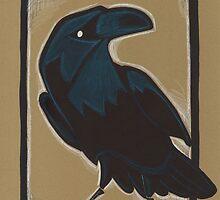 "Raven by Leah ""Thistle"" Barnett"