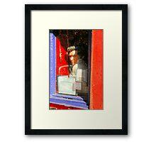 Elvis Lives Framed Print