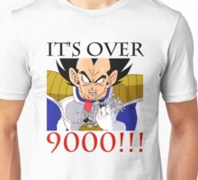 IT'S OVER 9000!!! Unisex T-Shirt
