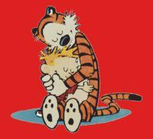 Calvin & hobbes frienship edition Baby Tee